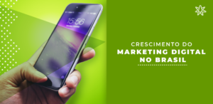 Crescimento do Marketing Digital no Brasil
