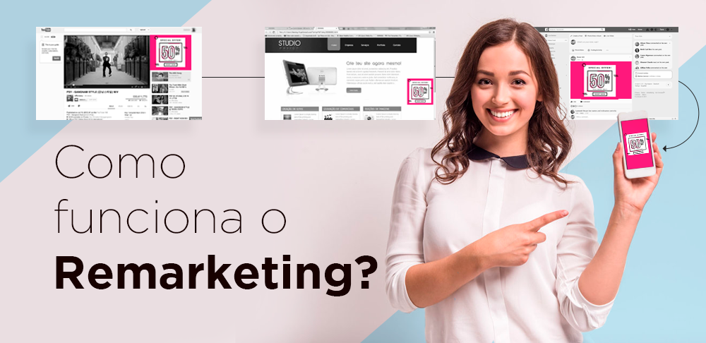 Como Funciona o Remarketing
