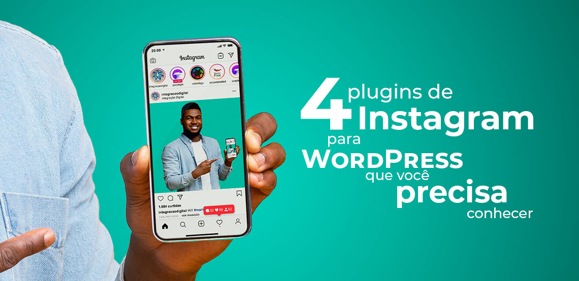 plugin de Instagram para WordPress