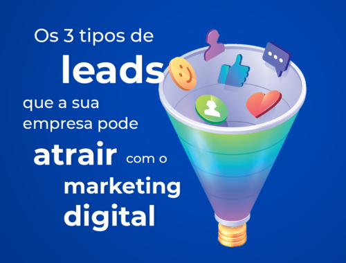 3 tipos de leads